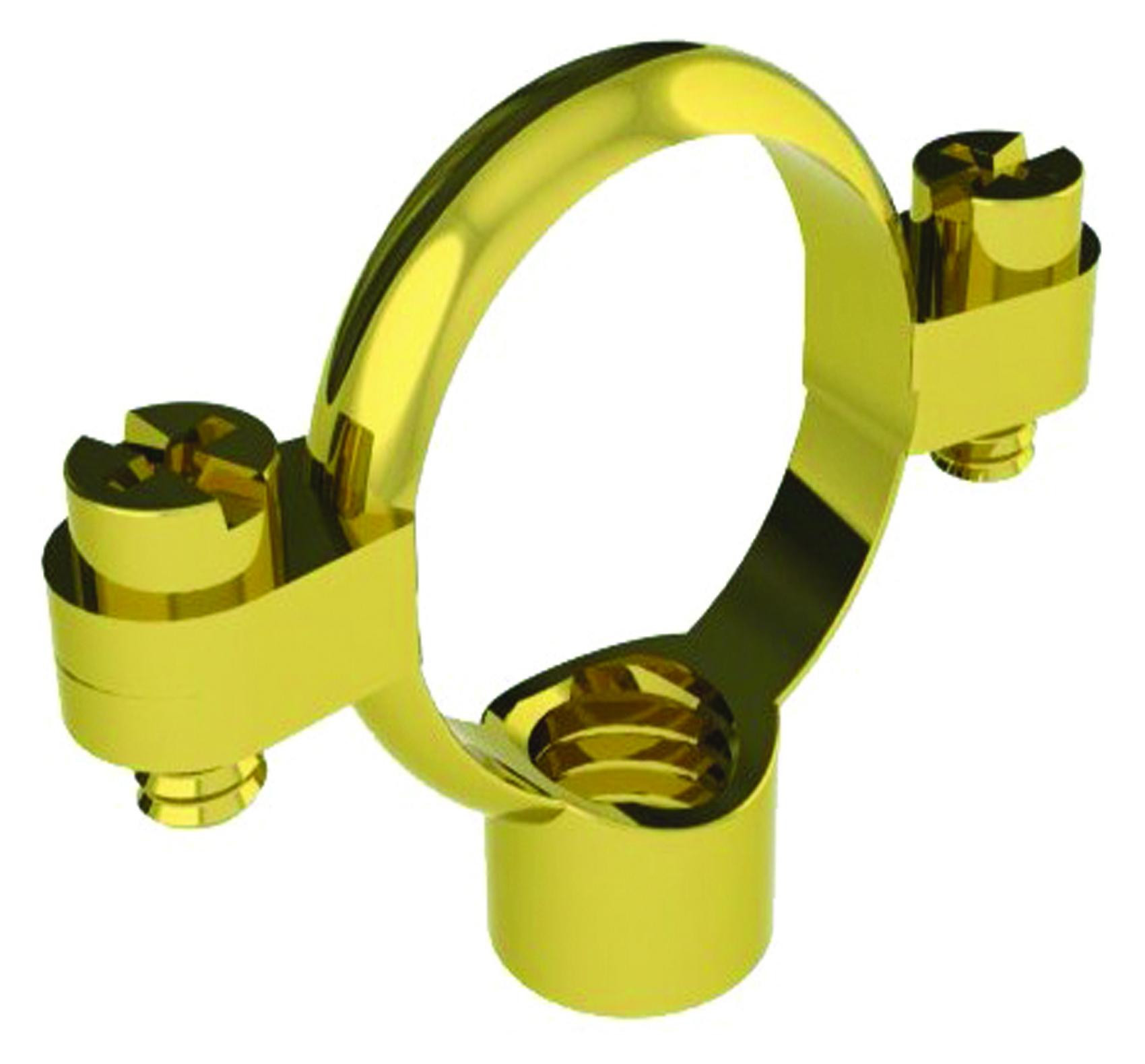 EXCO Oversized Brass