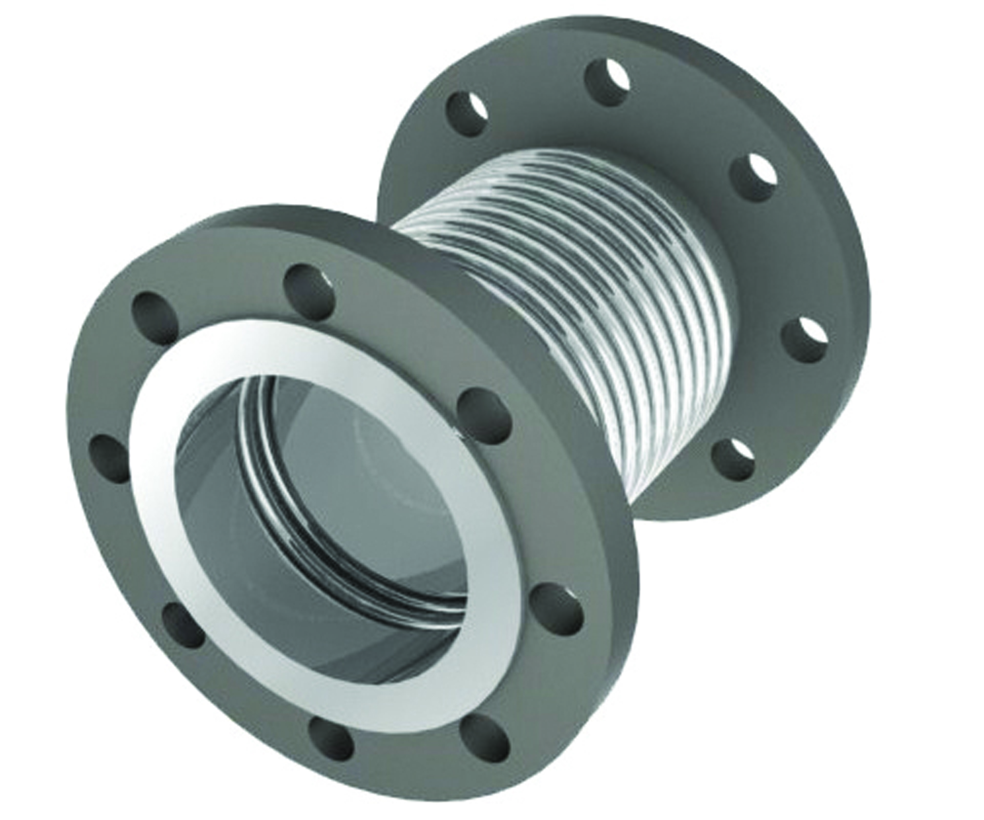 AX2 Flanged Axial Bellow